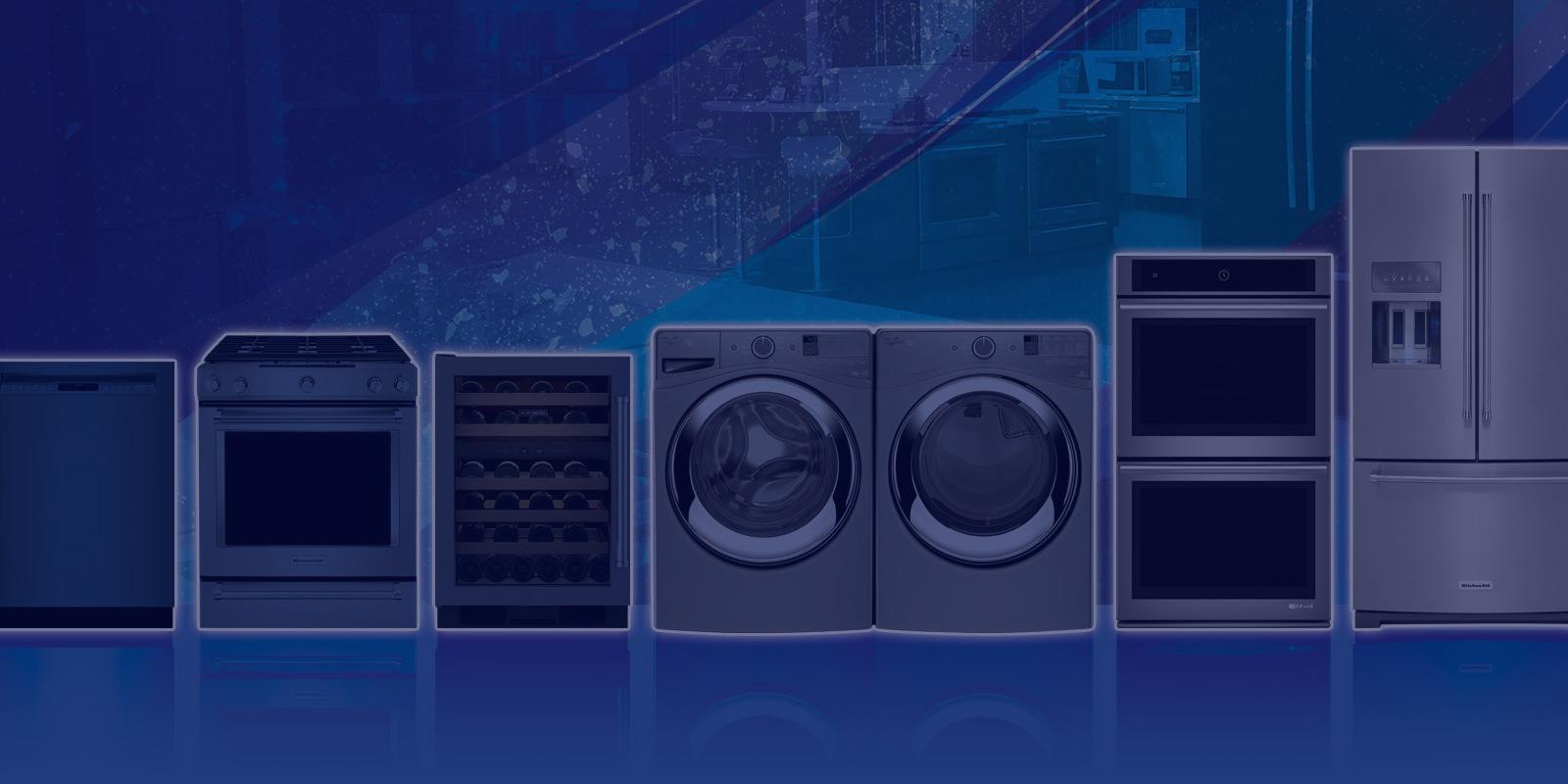 Service Area New Tech Appliances